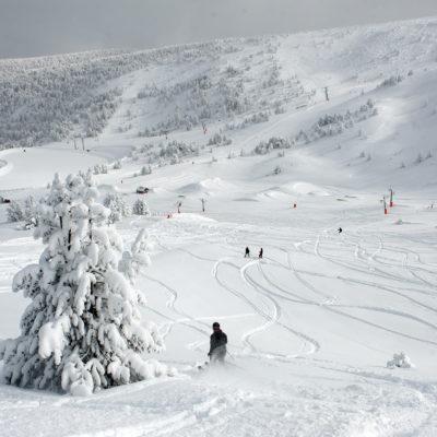 Agenda Blanca de las estaciones de esquí