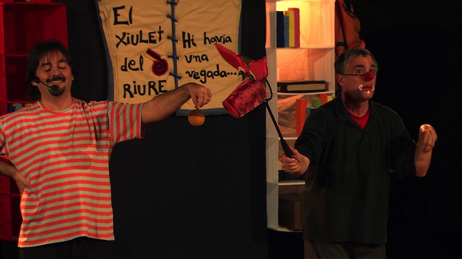 En el Pallassòdrom de Vila-Seca–La Pineda no podréis parar de reír.