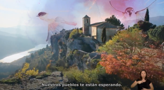Bienvenidos al corazón de Cataluña